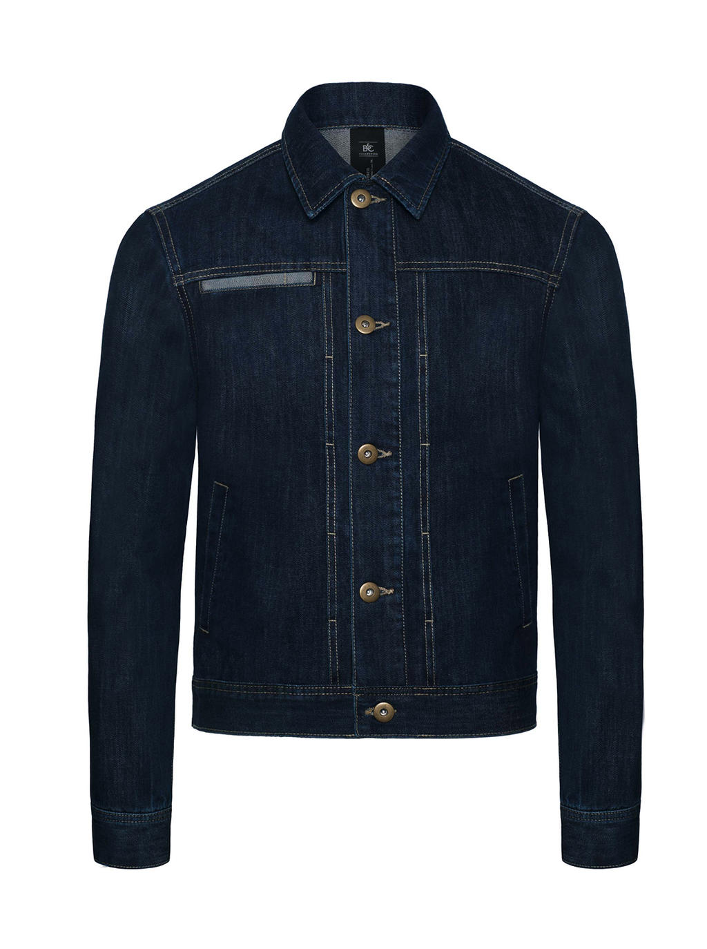 b c herren jeans jacke trucker jacket denim frame jeansjacke s 3xl neu ebay. Black Bedroom Furniture Sets. Home Design Ideas