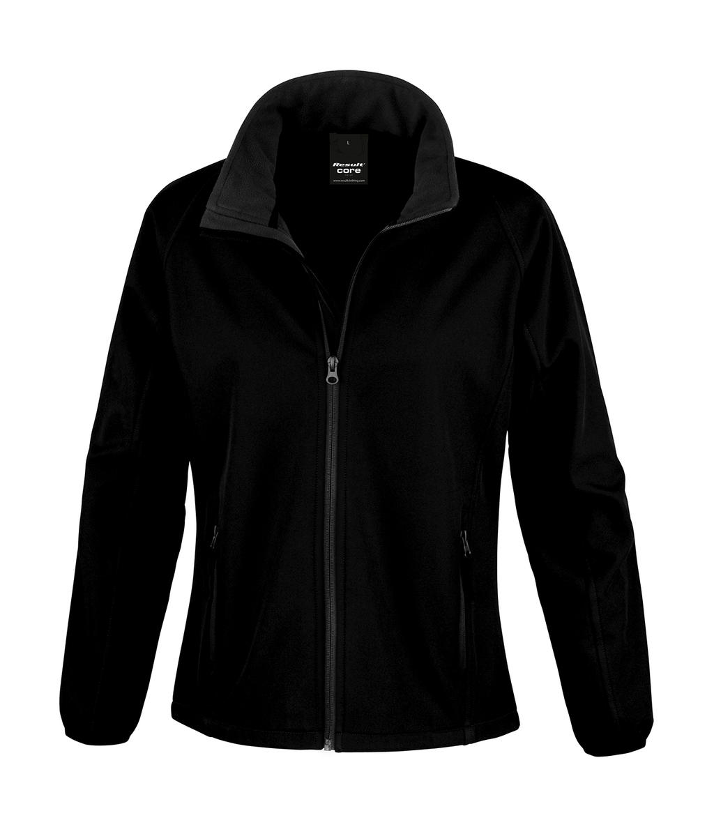result bedruckbare softshell jacke damen soft shell jacket s m l xl xxl ebay. Black Bedroom Furniture Sets. Home Design Ideas