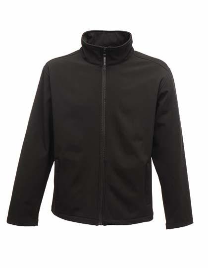regatta classic softshell jacket herren jacke klassisch s m l xl xxl 3xl ebay. Black Bedroom Furniture Sets. Home Design Ideas